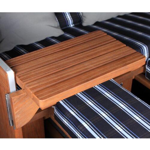 Original complémentaire//remplacement cocktail table table pliante table en bois DeVries panier