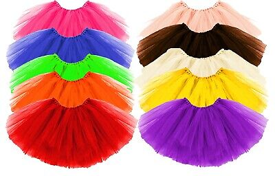 Tüll Rock Tütü Tutu Tüllrock Ballettrock Petticoat