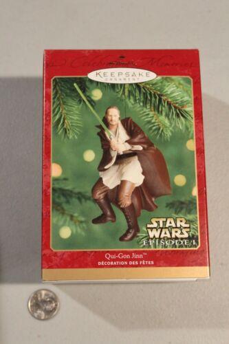 U Pick New star wars Hallmark Ornements de Noël Yoda EWOKS Dark vador Maul Near Comme neuf