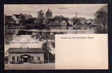 96232 AK Reichenbach Ostpreußen um 1915 Materialwarengeschäft Wirsching Kr. Pr.