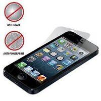 3 x Anti-Glare (Matte) Screen Protectors Cover Film For iphone 5 5C 5s 5 SE