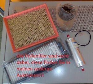 BMW E31 840ci Filter Set Filterkit Ohne Microfilter