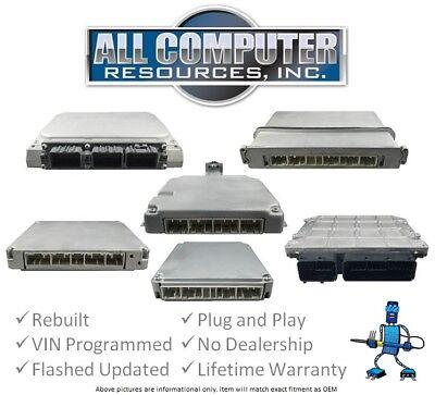 Engine Computer Programmed Plug/&Play 2002 Toyota Land Cruiser 4.7L ECM OEM