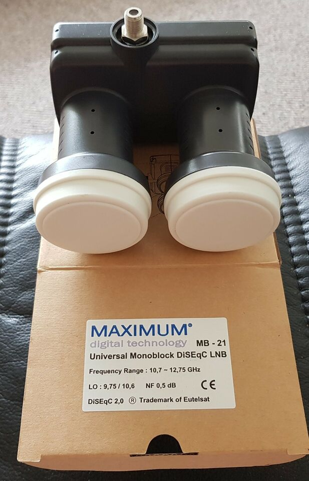 LNB, Maximum, MB - 21