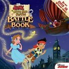 Jake and the Never Land Pirates Battle for the Book by Disney Book Group, Bill Scollon, William Scollon (Paperback / softback, 2014)