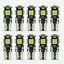 4x-Canbus-LED-Error-Free-T10-6000k-HID-White-W5W-Bulbs-Side-Parking-Lights-12V thumbnail 8