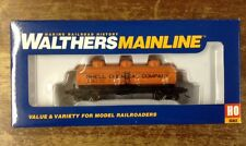 HO Walthers 36' 3-Dome Tank Car Shell Chenical Company SCMX #651 #910-1107