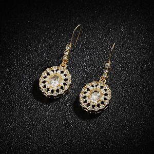 Earrings-Doremeuse-Long-Oval-Mini-Pearl-Zircon-Crystal-Retro-BB1
