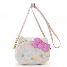 SANRIO JAPAN ORIGINAL HELLO KITTY SHOULDER BAG POUCH CROSSBODY US SELLER