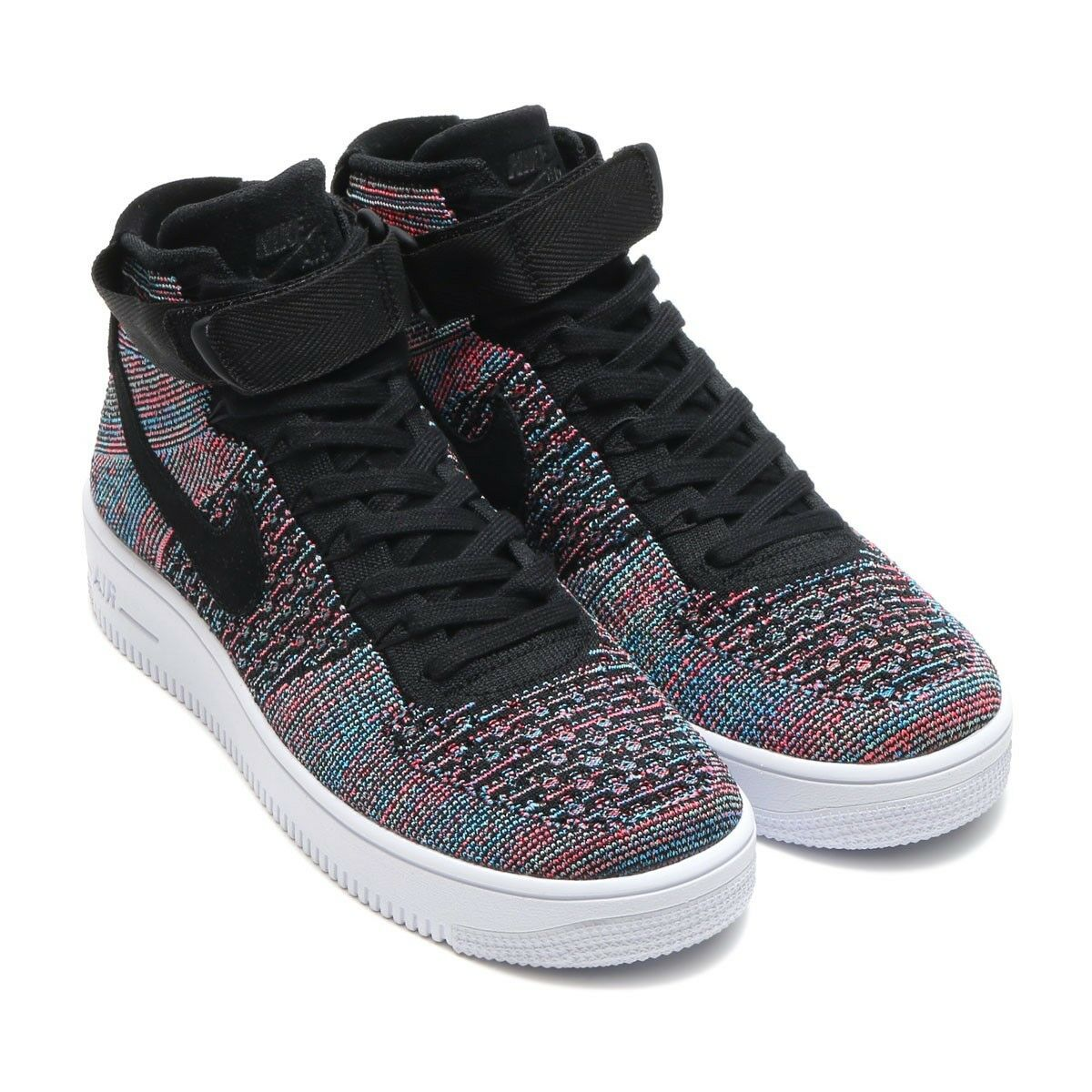 Men's Ultra Nike Air Force 1 Ultra Men's Flyknit MID Multi Color Shoes Size 9.5 817420-602 14b93d