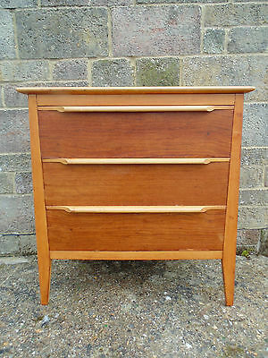 RETRO CHEST OF 3 DRAWERS *FREE DELIVERY VINTAGE G PLAN DANISH STYLE