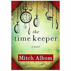 The Time Keeper (Thorndike Press Large Print Basic Series)-ExLibrary