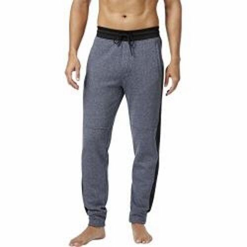 Kenneth Cole Reaction Mens Downtime Marled Lounge Pants 2XL Gray Charcoal