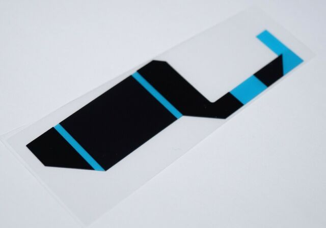 Original Sony xperia Z3 D6603 Battery Adhesive Foil Tape