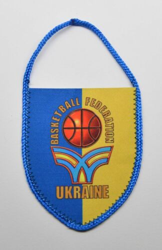 ver.3 Basketball Federation of Ukraine Pennant