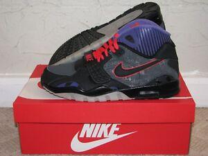 758efc6b81cdd Nike Air Trainer SC II 2 PRM QS Megatron Black Mens Size 10 DS NEW ...