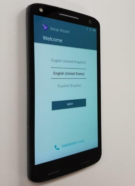 Motorola Droid Turbo 2 XT1585 -32GB Black (Verizon) Unlocked Good Condition