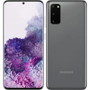 SAMSUNG Galaxy S20 128Go Cosmic Gray Reconditionné Bon état (Double SIM)
