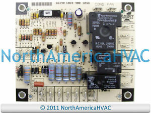 Details about York Luxaire Coleman Heat Pump Defrost Circuit Board on