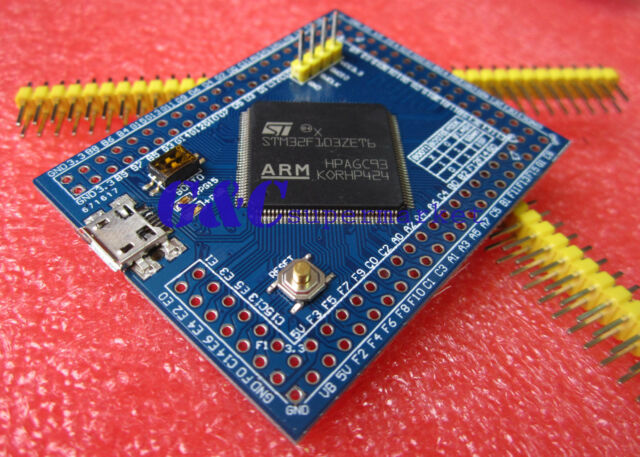 STM32F103ZET6 Minimum System Development Board ARM STM32 Cortex-m3