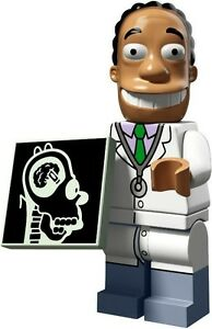 The-Simpsons-2-Lego-collectible-minifig-Doctor-Julius-Hibbert-homer-brain-xray