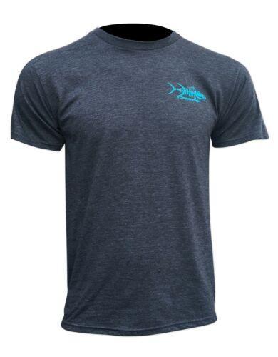 Tormenter Mens Short Sleeve Crew Neck Logo Tee Shirt