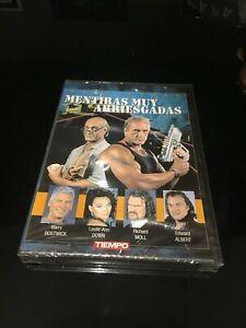 Menteurs Très Risqué DVD Hulk Hogan