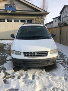 1996 PLYMOUTH VOYAGER ........RELIABLE MINIVAN