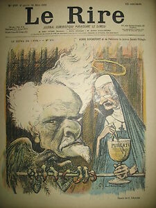 LE-RIRE-CARICATURE-N-177-HENRI-ROCHEFORT-DESSINS-LEANDRE-JEANNIOT-DOES-1898