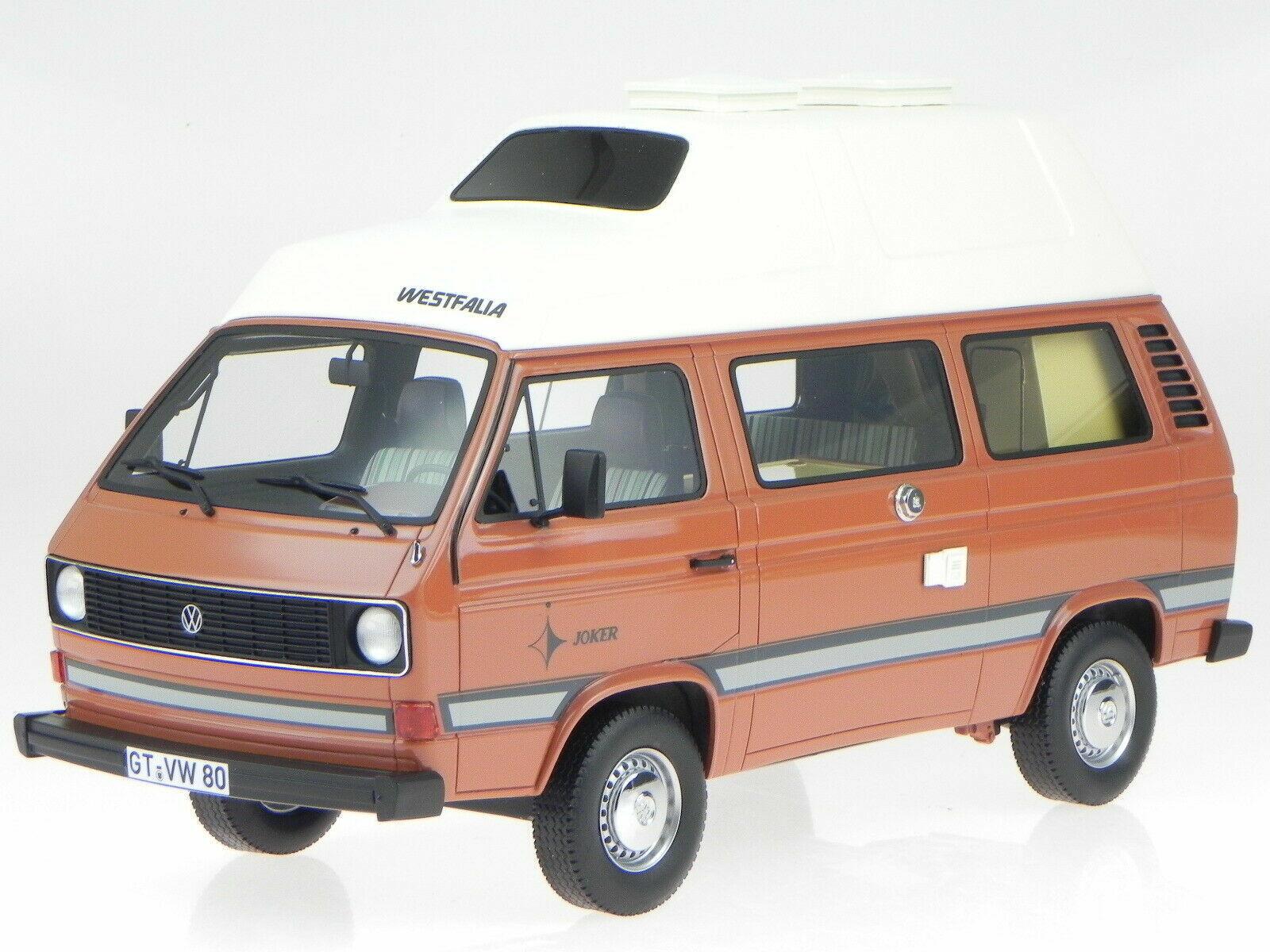 1 18 Premium Classixxs PCL30031 Volkswagen VW T3 Camping Westfalia
