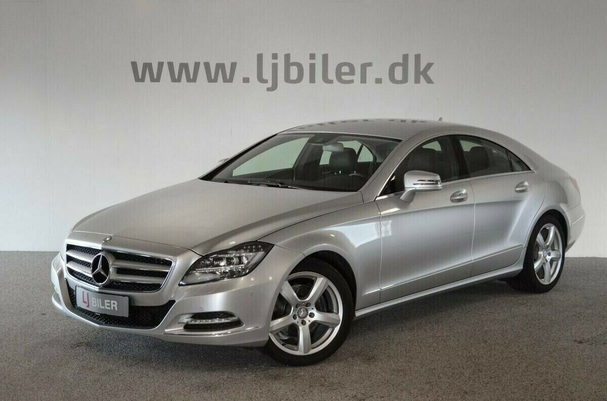 Mercedes CLS350 3,0 CDi aut. BE 4d
