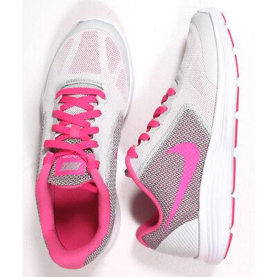 6d1ef19585f86 Nike Revolution 3 GS Big Kids 819416 007 YOUTH GIRLS SIZE 4Y,5.5Y,6Y | eBay