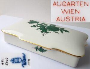 Augarten-Vienna-Austria-Porcelain-Container-N449