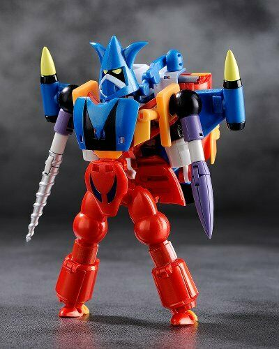 Getter Robo G Dynamic Change Getter Robo G Non-Scale ABS Painted Figure Japan