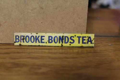 DOLLS HOUSE Metal Sign = Brook Bond Tea