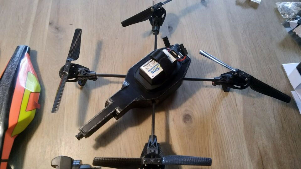 Drone, Parrot 2.0 Power Edition