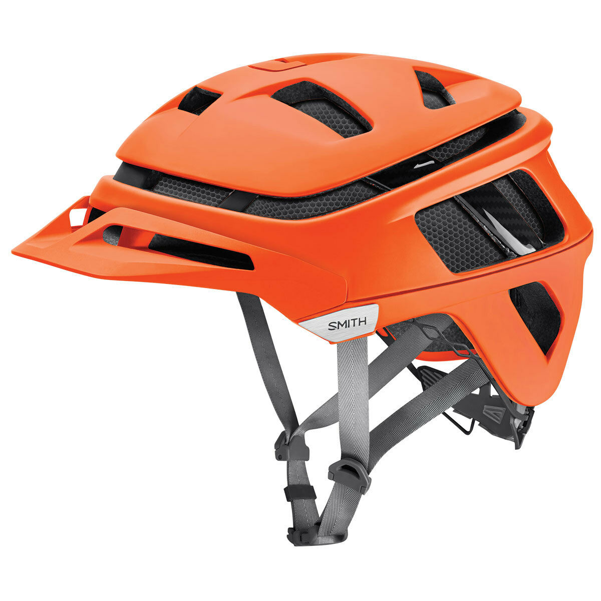Smith Forefront Mips Cyclisme Vélo Vtt Casque Neon Orange W Koryd S M L Mips