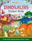 Dinosaurs Sticker Book: Create Earth-Shaking Dinosaur Sticker Scenes! by Joshua George (Paperback / softback, 2016)