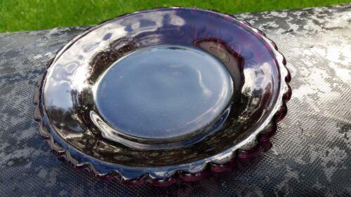 "Loving Amethyst Lunching Plate 8½/"" By VISTA ALEGRE"
