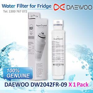 DAEWOO FRIDGE FRN_Y22F2VI WATER FILTER Part Number DW2042FR-09 |