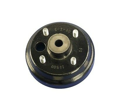 Electric E-Z-GO 19186G1P Brake Drum//Hub Assembly