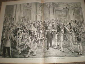 Reception-of-Corps-Diplomatique-at-Court-of-St-James-1891-print-ref-AZ