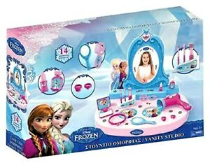 Frozen-Disney-Medium-Vanity-Studio-Multi-Colour