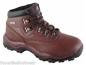 Mens Mens Leather Hiking Hiking Boots Waterproof U7gnwxZxq5