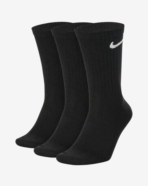 3 Paire nike Socquettes de Sport Tennis Chaussettes Coussin Ras Du Cou Bas