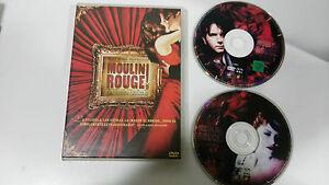 MOULIN-ROUGE-EDICION-ESPECIAL-2-DVD-ESPANOLA-NICOLE-KIDMAN-EWAN-McGREGOR