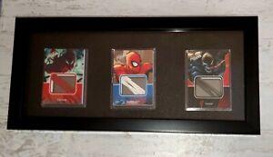2017-Fleer-Ultra-Spider-Man-Carnage-Venom-Manufactured-Webbing-3-Card-Lot