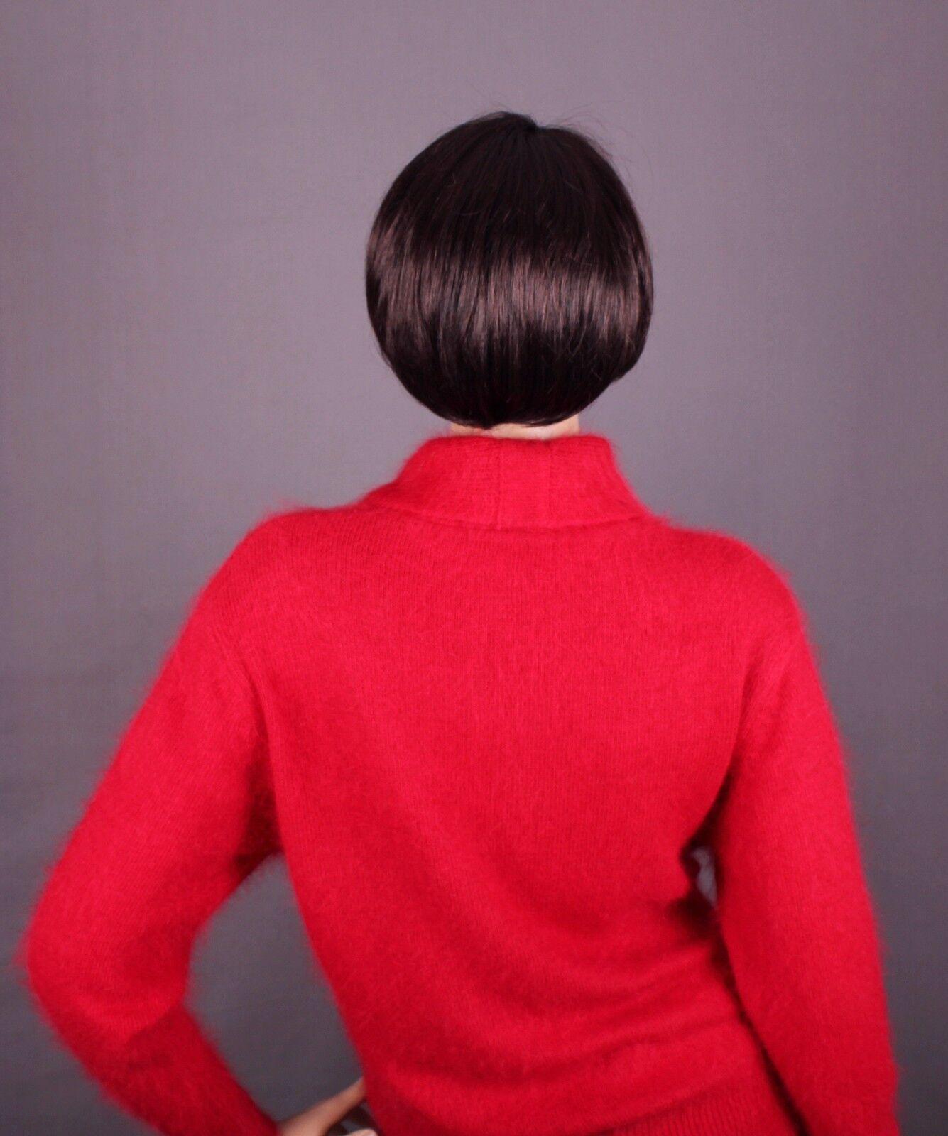 Pullover da Donna Angora, colore  ROSSO e dimensioni    XXL ab9bea