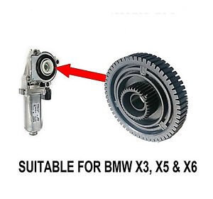 Details About Repair Gear For Bmw X3 X5 X6 Gear Box Servo Actuator Motor Transfer Case
