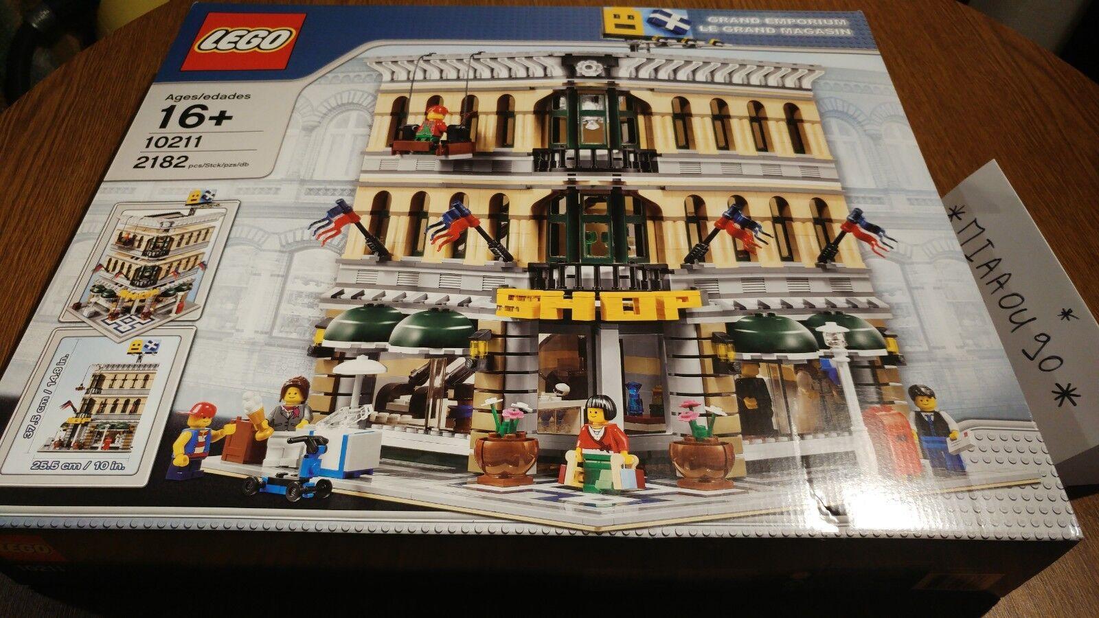 LEGO 10211 - Creator Grand Emporium  NEW  Non Ouvert / Scelled / OVP